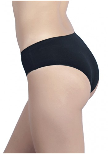 Seamless Soft Hipster- Black